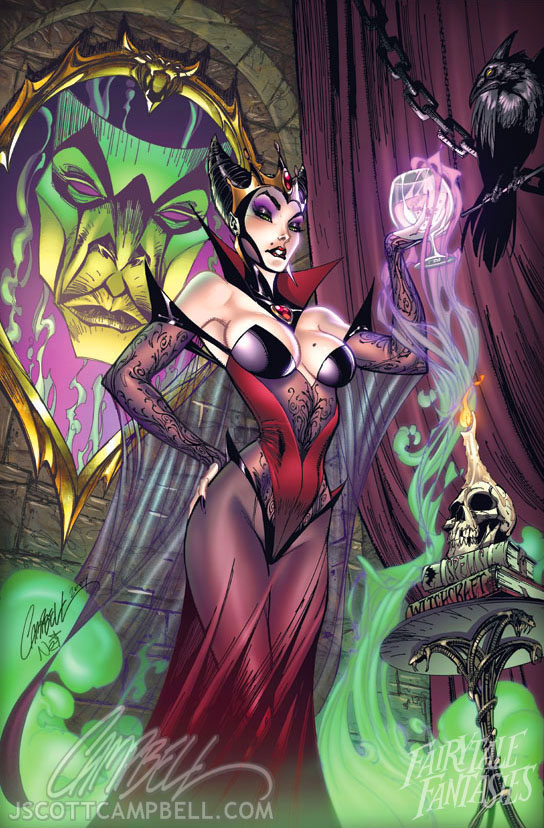 the_evil_queen_by_j_scott_campbell-d2z2plt