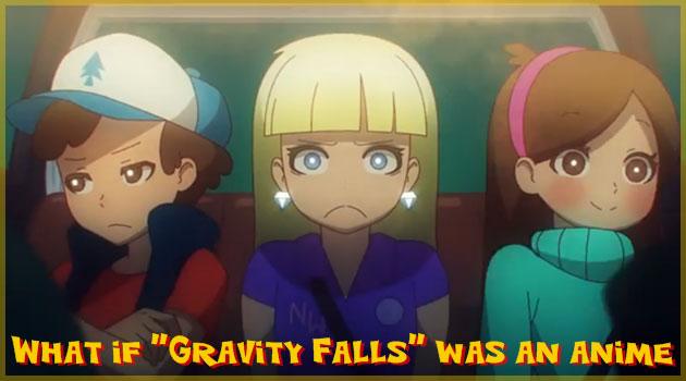 ディズニーチャンネルの人気アニメを日本風アニメに再現した動画