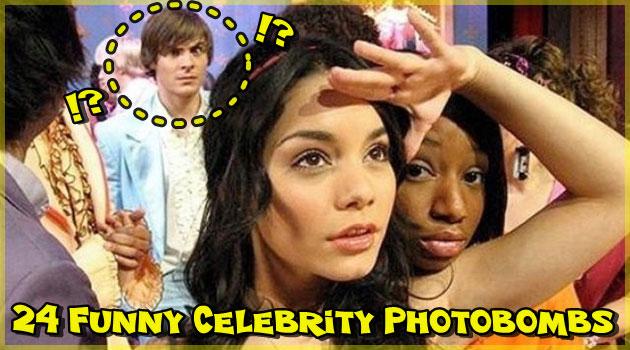 海外の有名人たちが写真に写りこんだフォトボム写真集