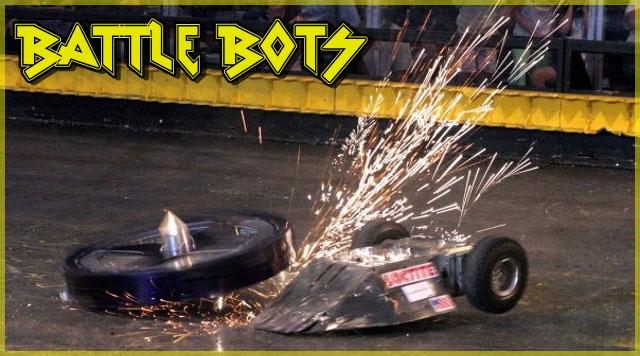 ロボットたちの熱い戦いTOP10!バトルボットが今年の夏に戻ってくる!?