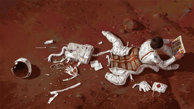 ミハウリソフスキーによる脆くも儚い現実の姿を描き出したイラスト作品