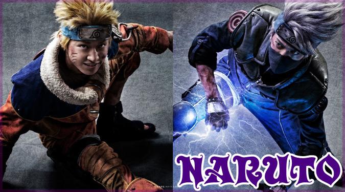 舞台「NARUTO」が2016年の夏に再演決定!新ビジュアルも公開!