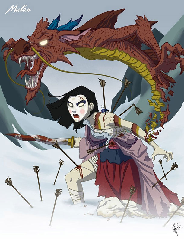 mulan-as-horror-movie-character