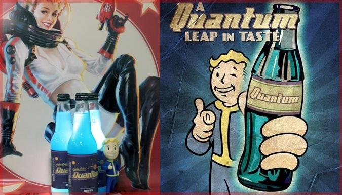 Falloutシリーズのヌカ・コーラ クアンタムが11月10日に発売決定!
