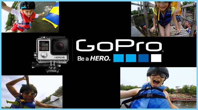 子どもたちのブロブジャンプをGoProで撮影したユニークな映像集!