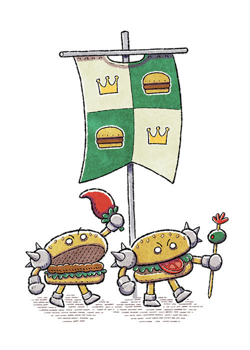 burger-soldiers
