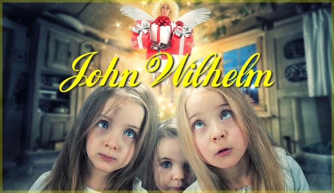 3人の娘を主役にした家族の愉快で愛らしい写真シリーズ