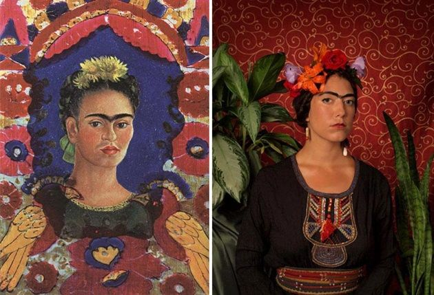 modern-photo-remakes-famous-paintings-11