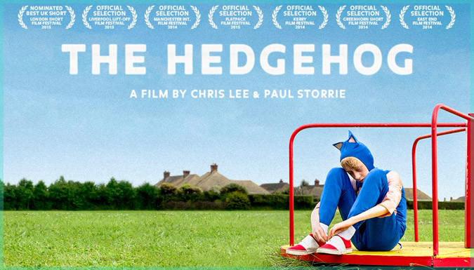 ソニックに扮する孤独な少年を描いた短編映画「The Hedghog」
