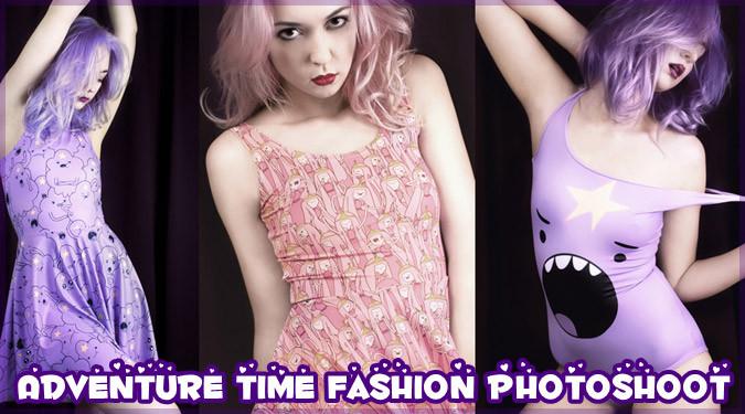 ランピーとバブルガムの衣類を着こなすギークガールのファッションタイム!
