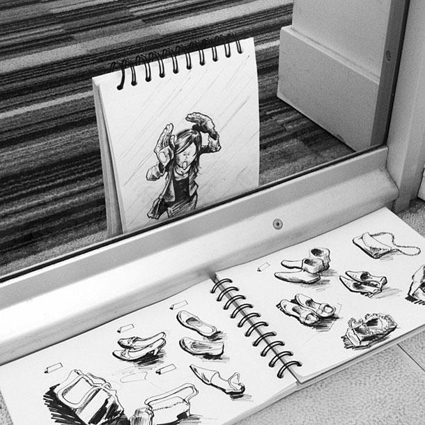 troqman-clever-sketchbook-drawings-1