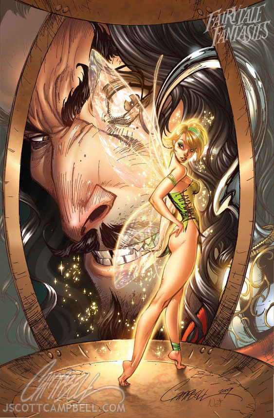 tinkerbell_and_captain_hook_by_j_scott_campbell-d2z2nlg