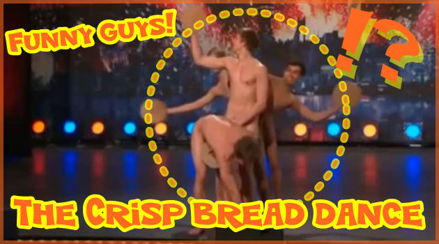 イケメンたちによる裸踊りがハイレベル過ぎて素晴らしい!