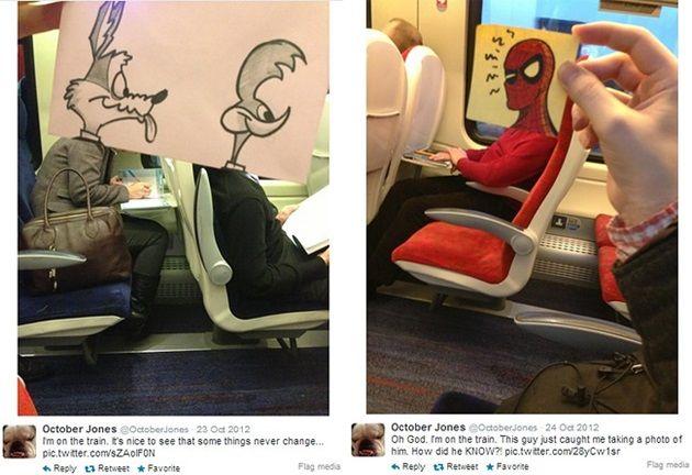 毎日の退屈な通勤をユーモラスに!人の顔をアメコミキャラクターに変換