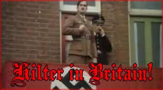 もしもヒトラーがヒルターとしてイギリスで生きていたら?