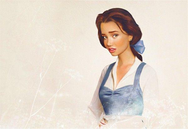 Realistic-Belle