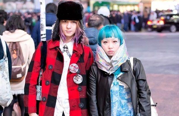 海外で注目を集めている日本のストリートファッション!流行の先端!