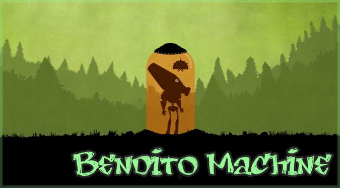 独特な世界観に引き込まれるエキゾチックなSFアニメ「Bandito Machine」