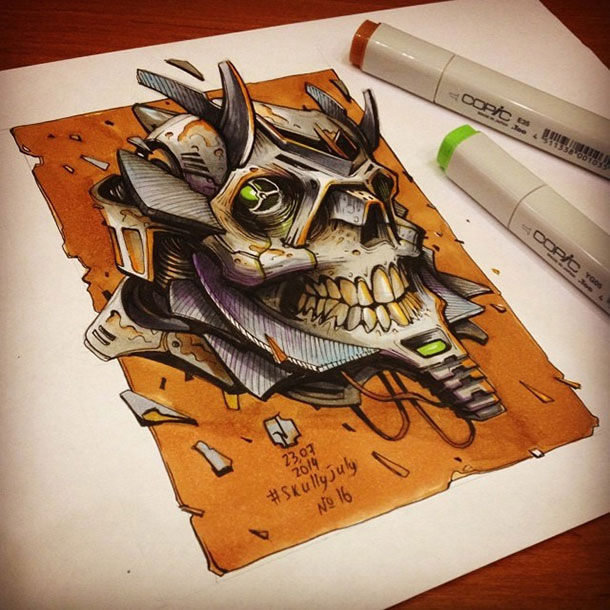 skull-illustration-nitrouzzz-2