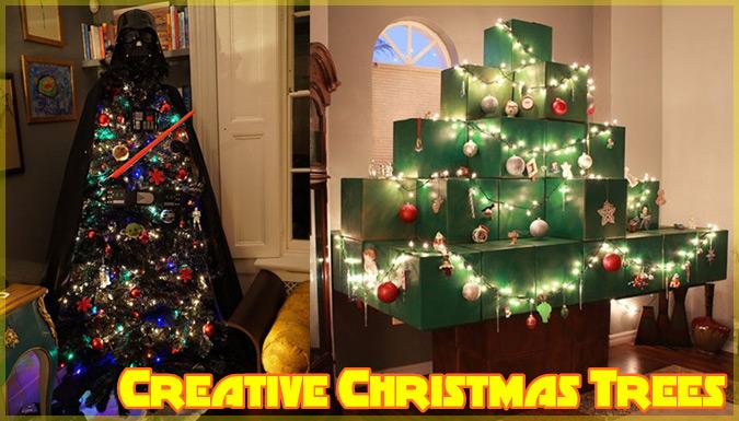 世界の面白いクリスマスツリー10選!世界のクリエイティブツリー集!