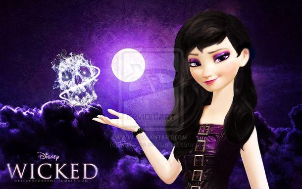 dark_elsa__wicked_by_wolfskyla-d7an560