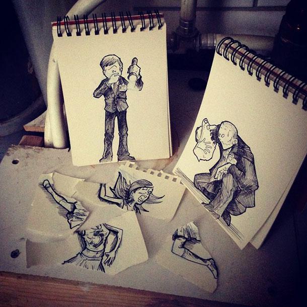 troqman-clever-sketchbook-characters-3