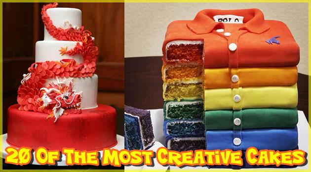 海外ユーザーたちに選び抜かれた世界のクリエイティブケーキ20選