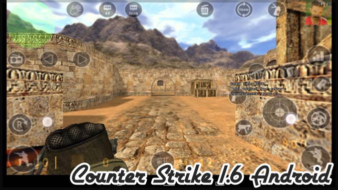 名作FPS「カウンターストライク1.6」がAndroid端末でプレイ可能に!?