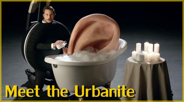 ゼンハイザーの新商品「URBANITE」のCMが奇妙だと話題に!