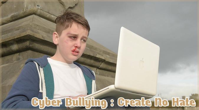 13歳の少年が制作したネットいじめに対する動画作品