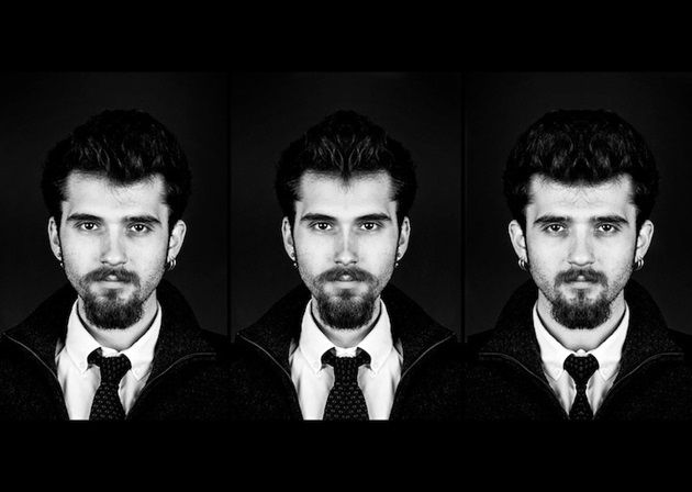 人間の顔は非対称である。写真家による分かりやすいミラーイメージ画像