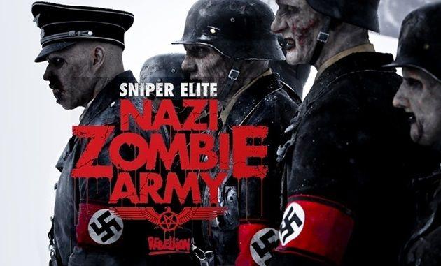 Steamセール!『Sniper Elite: Nazi Zombie Army』ナチスゾンビ襲来!