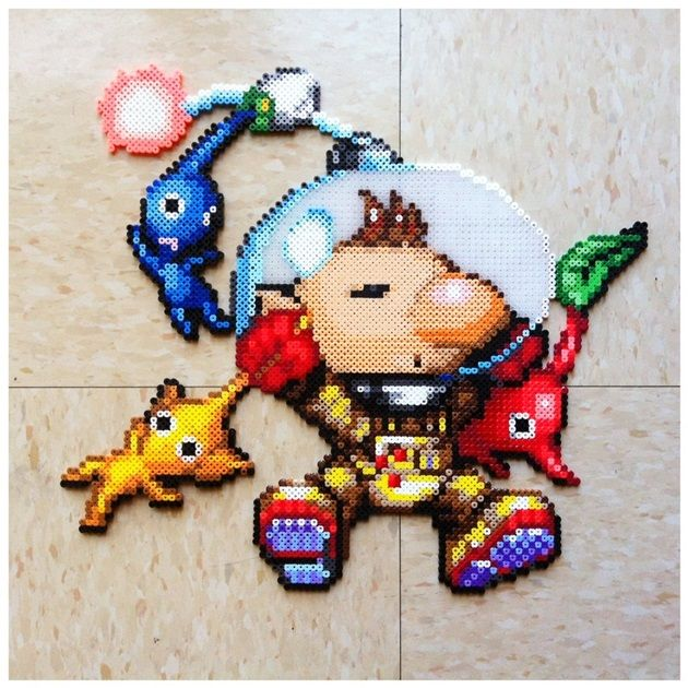 pikmin_and_olimar_by_night_tag-d4w9qb3