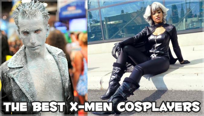海外のコスプレイヤーによるX-MENのベストコスプレ集!