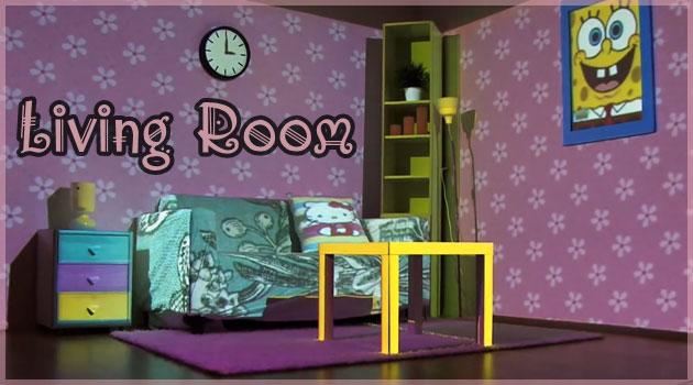 3Dマッピングでお部屋の雰囲気を自由自在に模様替え