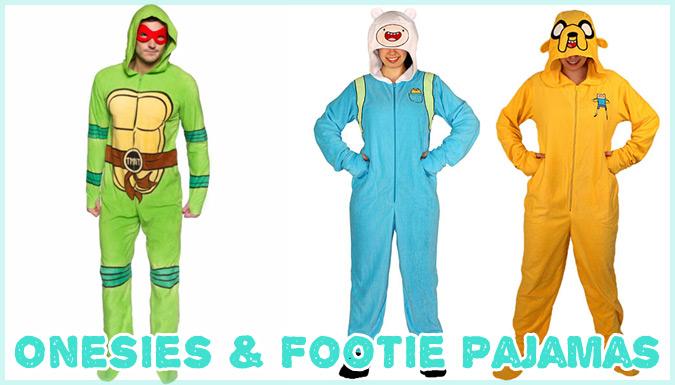 お家の部屋着にピッタリのキュートな着ぐるみパジャマ集