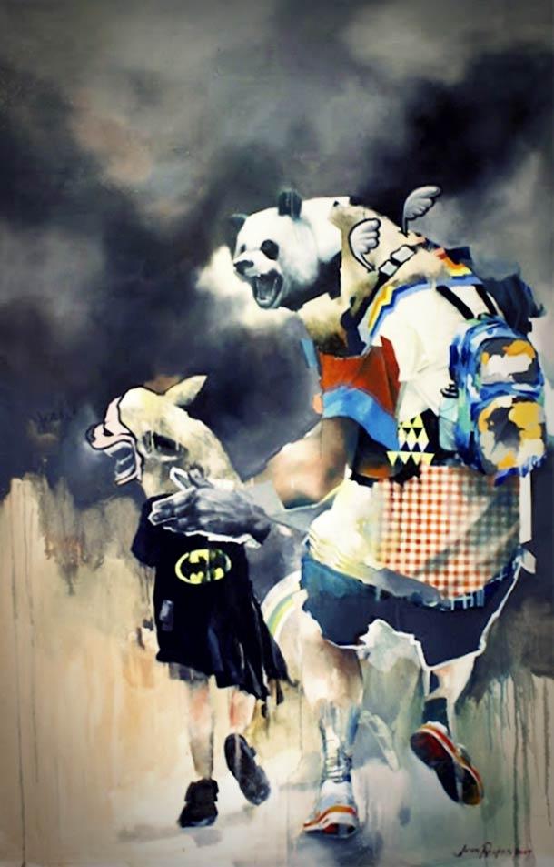 Joram-Roukes-animal-painting-14