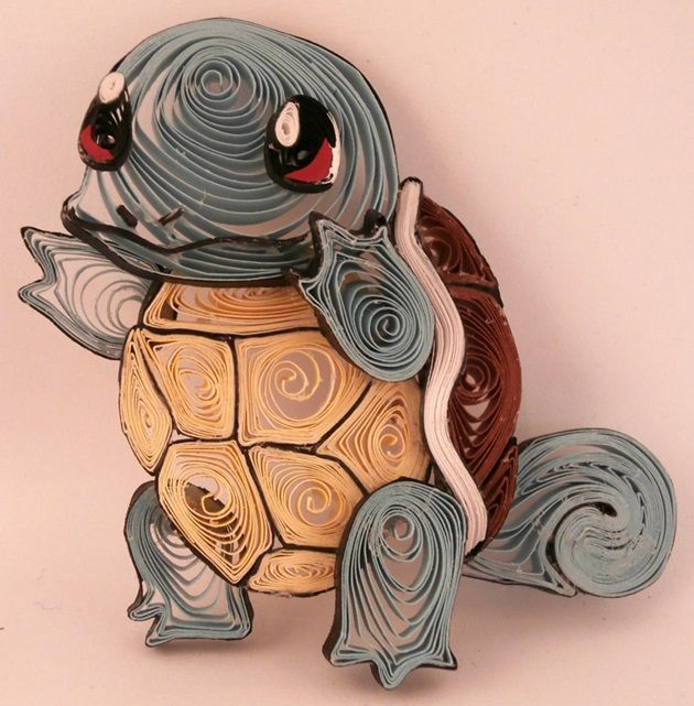 quilled-paper-pokemon-squirtle