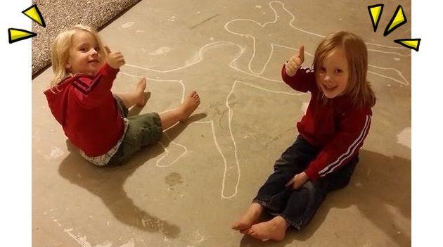 子どもたちの奇妙な珍行動!悪意のない純粋な子どもたちの画像集