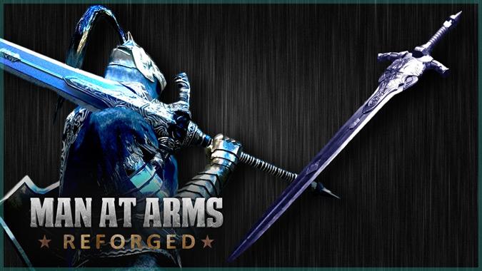ダークソウル3のアルトリウスの大剣を本格的に再現!
