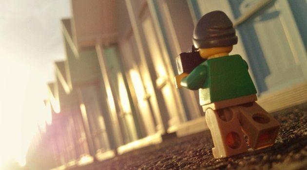 世界を旅する小さなカメラマン!レゴくんの楽しい大冒険!