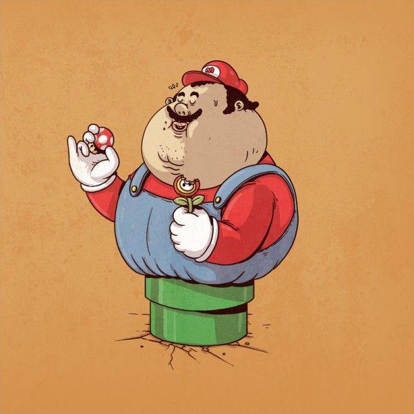 The-Famous-Chunkies-Alex-Solis-Super-Mario-600x600
