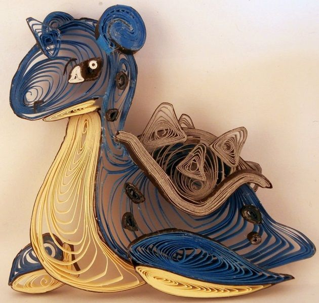 paper_quilling_lapras___131_by_wholedwarf-d70uvgc
