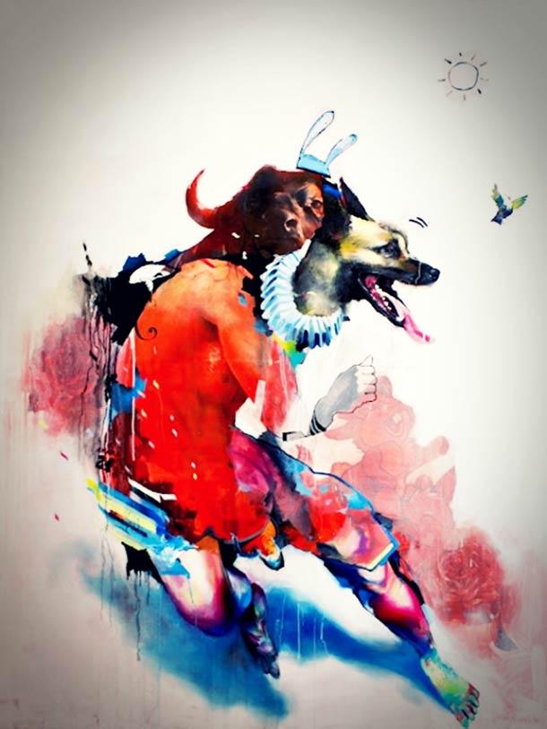 Joram-Roukes-animal-painting-17