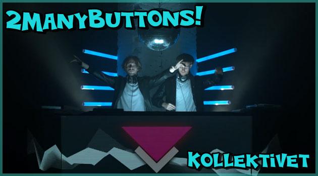DJのボタン機材が増え続けた結果!本人たちも予測不能の展開に!