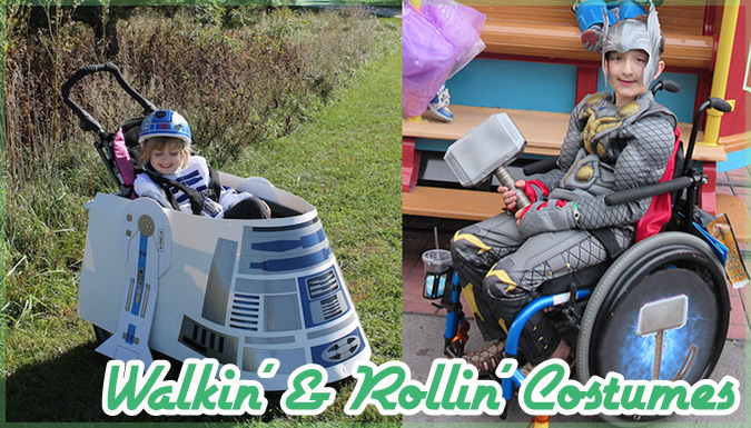 車椅子が必要な子どもたちにコスプレ衣装を作るNPO団体が素晴らしい!