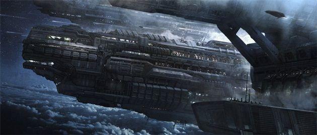 spaceship-concept-art-dennis-chan