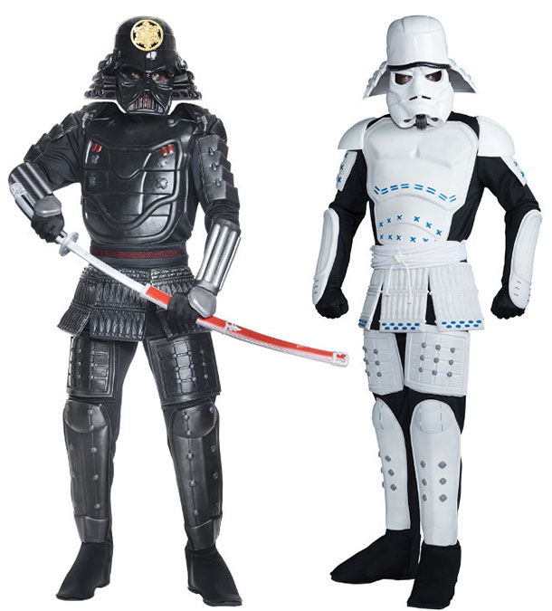 samurai-darth-vader-and-stormtrooper