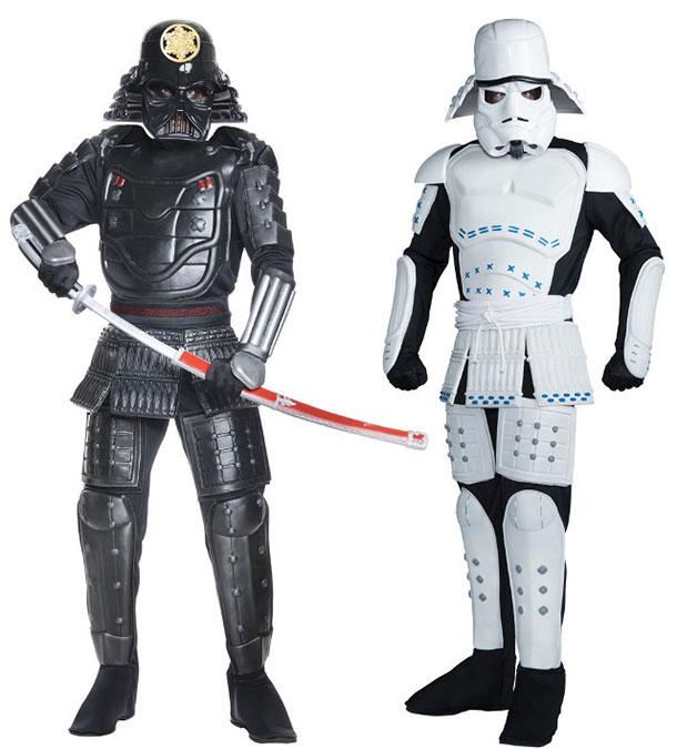 samurai-darth-vader-and-stormtrooper