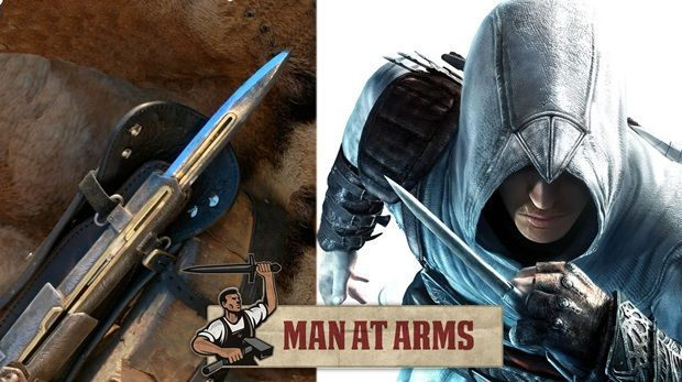 漫画やゲームの武器を現実に!架空世界の武器に魅了された人々!